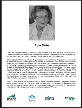 Lyla Coté