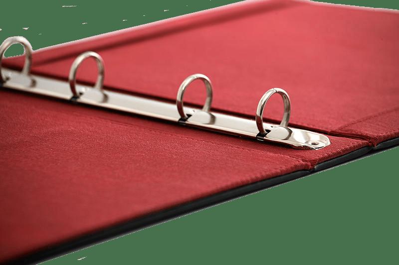 Speisekarte Ringbuch