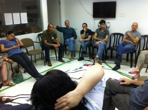 School for Peace graduates forum - Tel Aviv