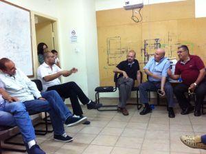 School for Peace graduates forum in Nazareth