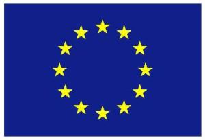 EU flag plain