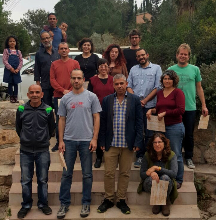 Shared cities leadership group participants