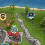 """Monument """"Das berühmte Sim-Town-Zeichen"""""""