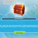 Questbonus: Schatztruhe der geheimnisvollen Insel