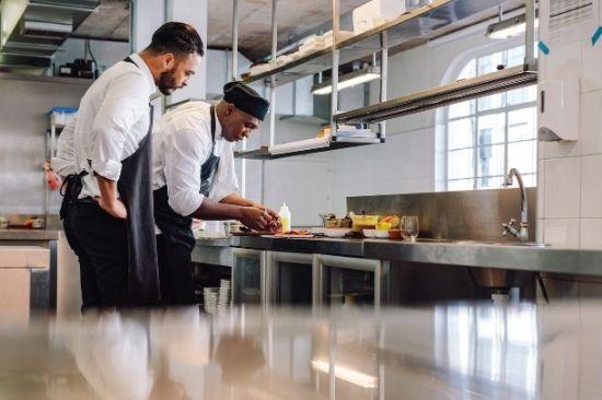 operatore della ristorazione (indirizzo preparazione pasti)