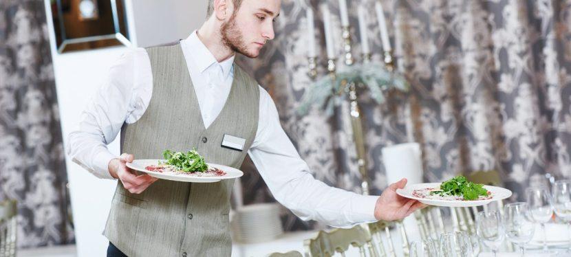Diventare cameriere professionista