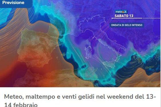 Viterbo, scuole chiuse per allerta meteo