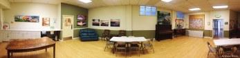 SFMM Meetinghouse social hall