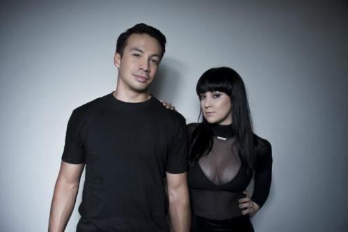 Laidbac Luke and Gina Turner
