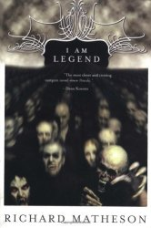 I Am Legend, by Richard Matheson book cover