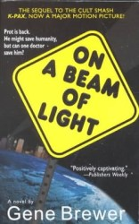 on-a-beam-of-light-by-gene-brewer cover