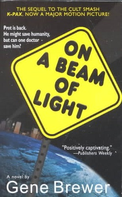 On a Beam of Light, by Gene Brewer