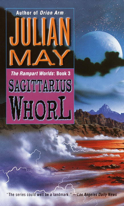 Sagitarius Whorl, by Julian May