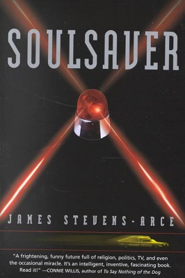 Soulsaver, by James Stevens-Arce