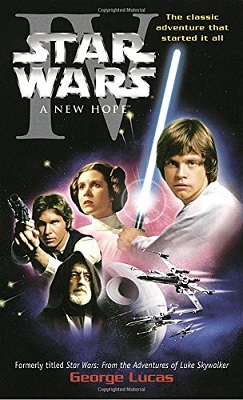 Star Wars: A New Hope, by George Lucas