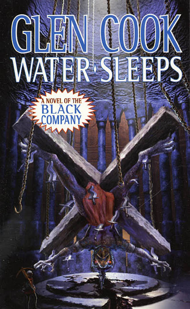 Water Sleeps, by Glen Cook