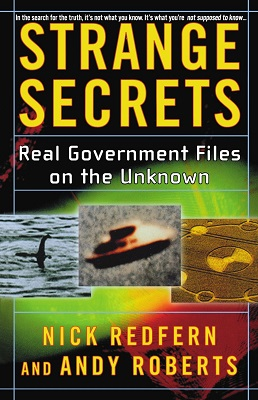 Strange Secrets, by Nick Redfern, Andy Roberts