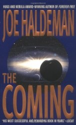 the-coming-by-joe-haldeman cover