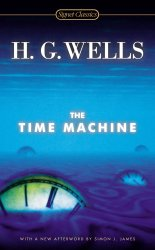 the-time-machine-by-h-g-wells cover