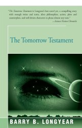 the-tomorrow-testament-by-barry-b-longyear cover