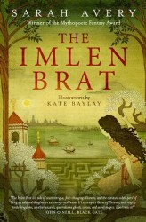 The Imlen Brat, by Sarah Avery book cover