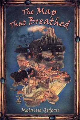 The Map that Breathed, by Melanie Gideon