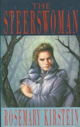 The Steerswoman, by Rosemary Kirstein book cover
