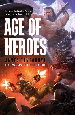 Age of Heroes, by James Lovegrove