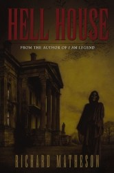 Hell House, by Richard Matheson book cover