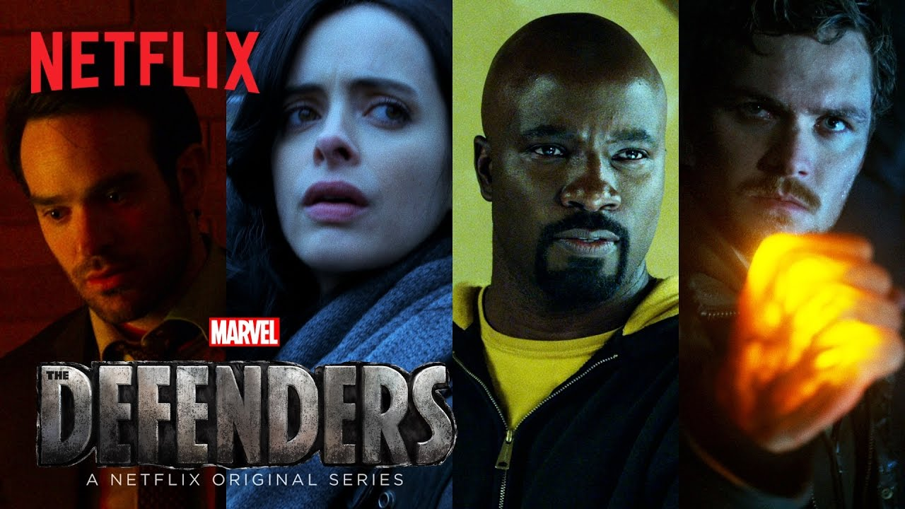 Defenders Official Trailer