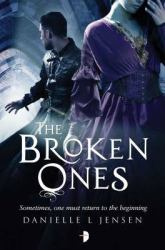 The Broken Ones, by Danielle L. Jensen book cover