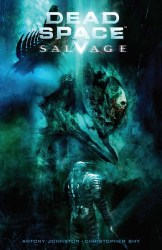 Dead Space Salvage by Christopher Shy book cover