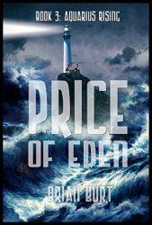 Price of Eden, by Brain Burt book cover