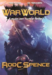 War World, by Rod C. Spence book cover