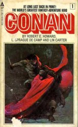 Conan, by Robert E. Howard, L. Sprague de Camp, and Lin Carter book image
