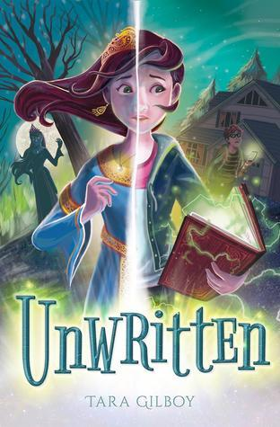 Unwritten, by Tara Gilboy