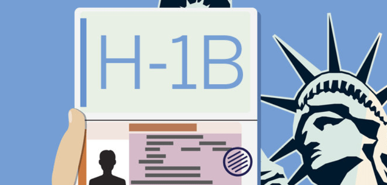 注意了!在美工作簽證H1-B批準率已連續2年下降 - 舊金山時報