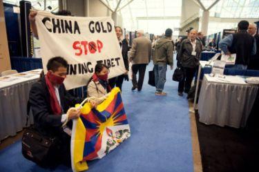 China Gold Mining Action