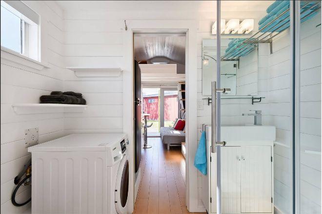 tiny house plans with bathroom