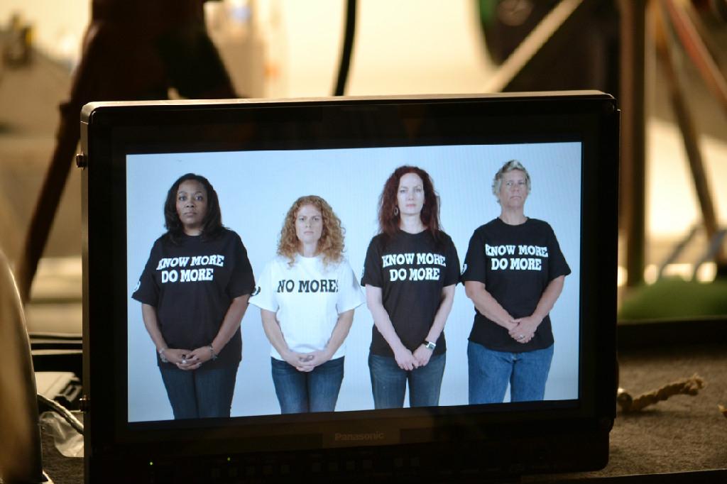 no more - No More! PSA Produced by SFTV Faculty, Students and Alumni Crew