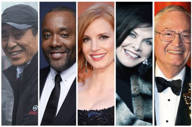 Empire creator Lee Daniels, award-winning actress Jessica Chastain and superstar Chinese director Zhang Yimou will topline a new season of the acclaimed interview series. They'll be joined by Oscar-winning legends Sherry Lansing and producer Roger Corman