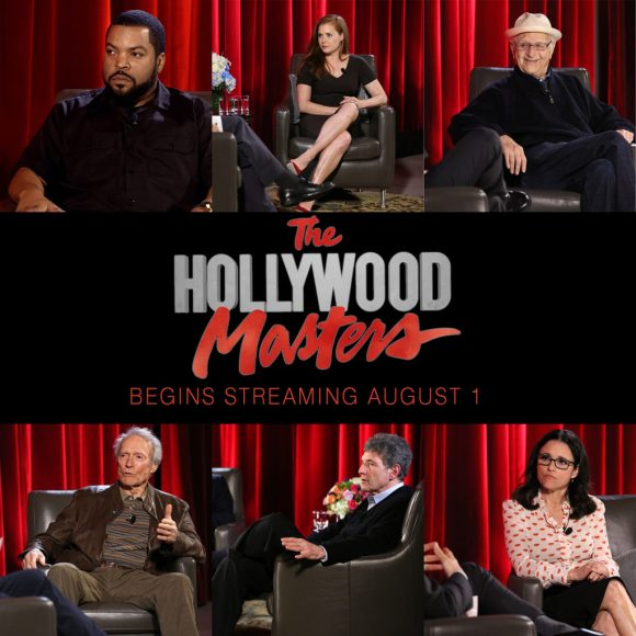 "Hollywood Masters pre 1024x1024 - ""The Hollywood Masters"" on Netflix August 1"