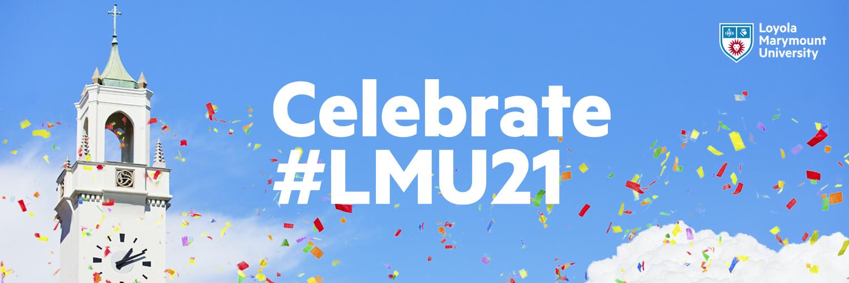 Twitter CelebrateLMU21 - #LMU21 SFTV Celebrations