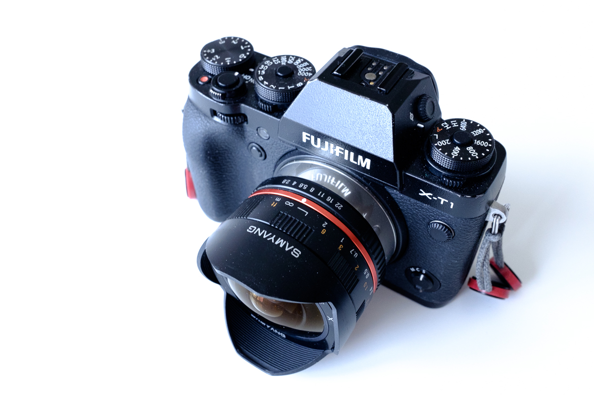 Part 2: A review of the Samyang 8mm f/2.8 fisheye for Fuji X