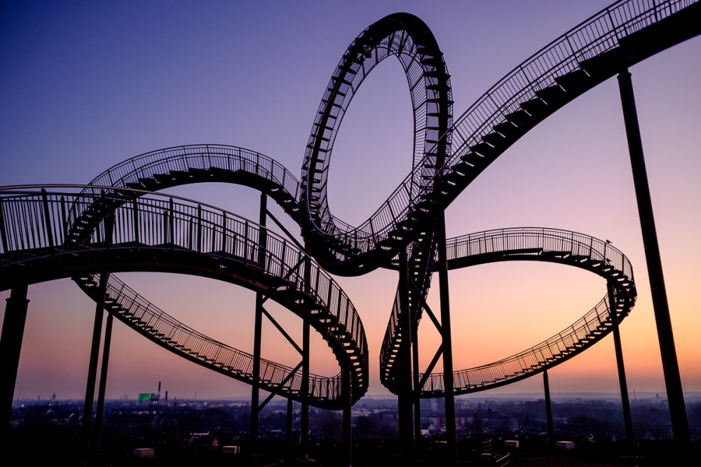 Tiger and Turtle-1