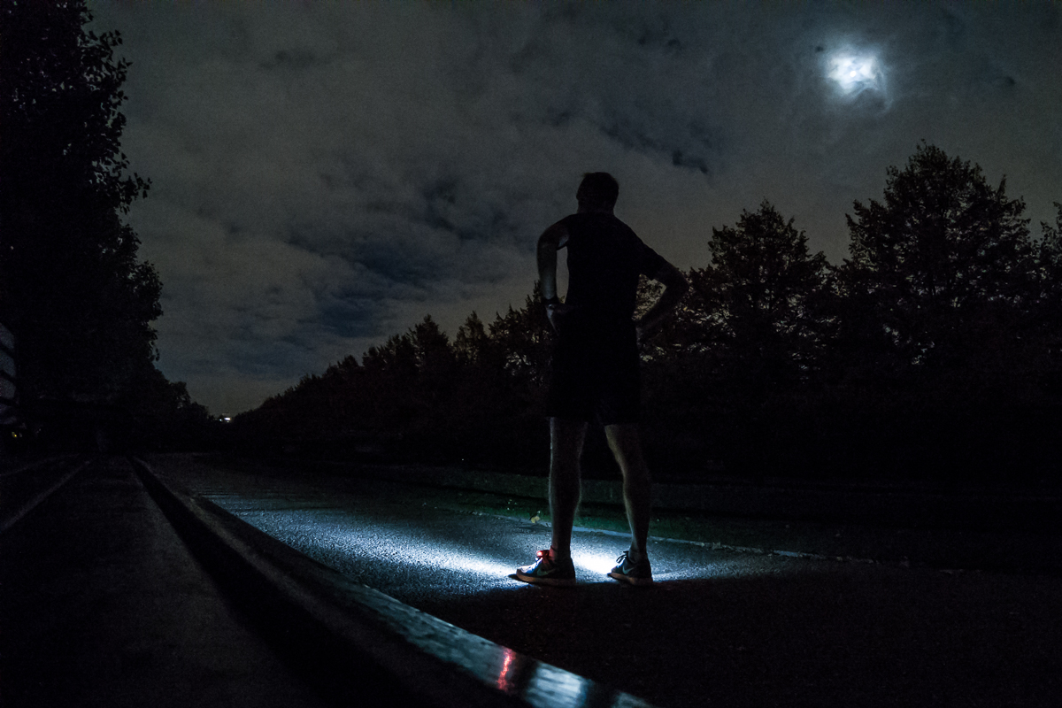 Night Running With The GoPro Hero 5