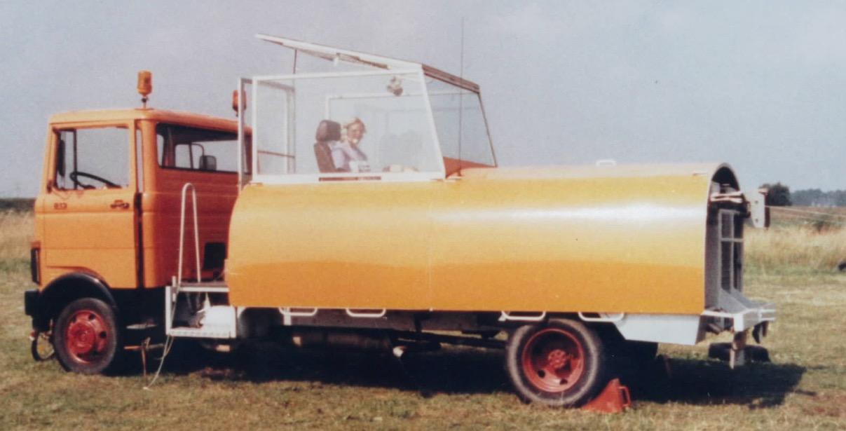 Segelflugwinde SFV-Hoya 1988