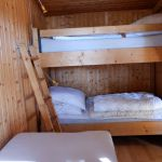 Ferienhaus Sportfischereiverein Büchen e.V. - Schlafzimmer Stockbett