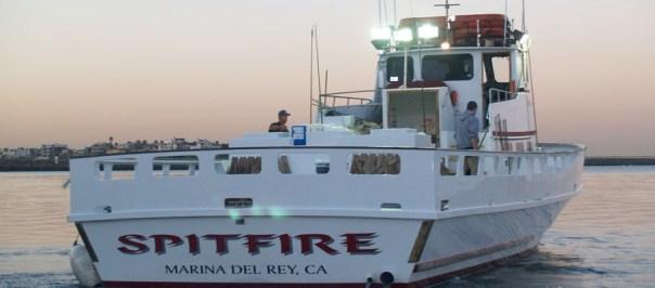 Spitfire @ Marina Del Rey