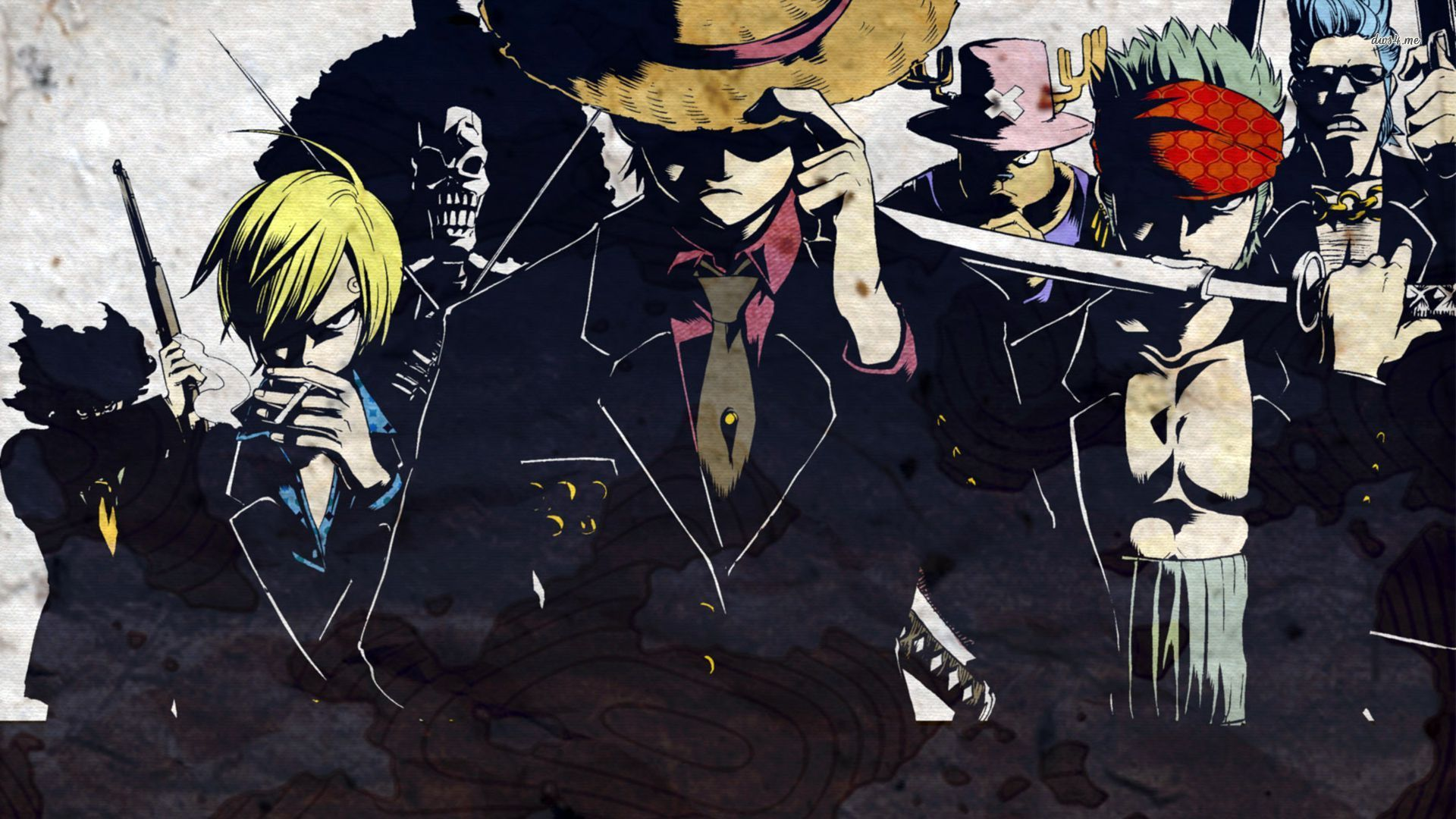 The wallpaper trend is going strong. One piece desktop wallpapers - SF Wallpaper